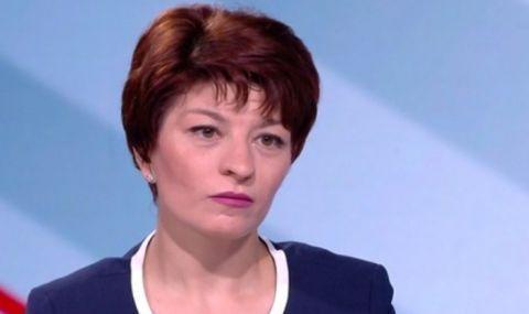 Десислава Атанасова обвини партиите в политическа импотентност