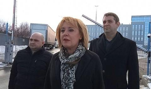 Мая Манолова: Защо частна фирма охранява машините за гласуване в частен склад? (ВИДЕО) - 1