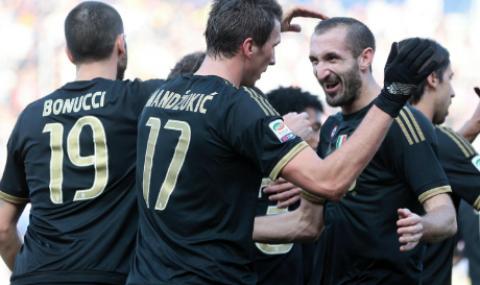 Ювентус предлага нов договор на Киелини