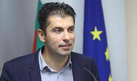 Кирил Петков: Надявам се да се излъчи стабилно правителство