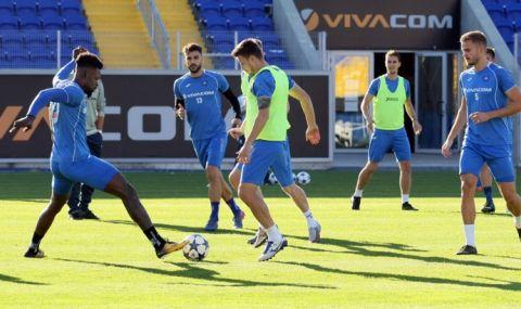 Левски ще се подготвя в България за новия сезон