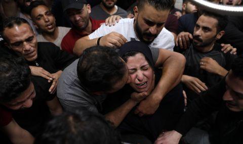 Над 220 станаха жертвите на сблъсъците между Израел и палестинците