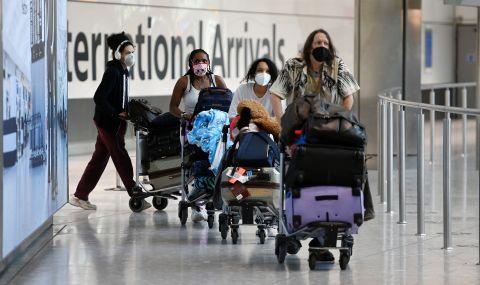 Англия отменя карантината за туристи от ЕС и САЩ - 1