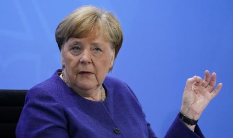 Меркел: Всички да работим за ваксина