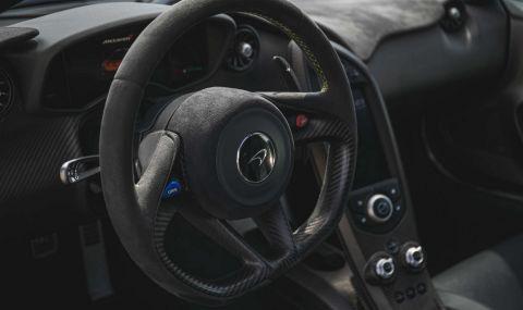 Продава се първият клиентски McLaren P1 - 7
