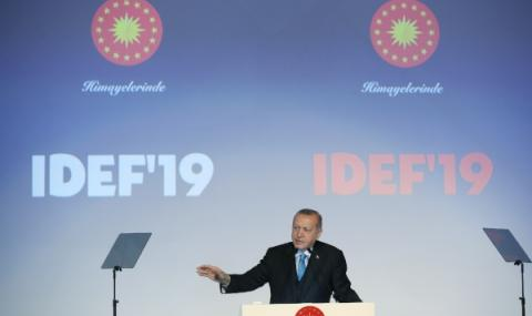 Ердоган: Убийците на Хашоги ще платят