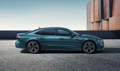 Audi A7 вече е седан - 3