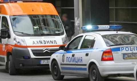 Жена е загинала при пътен инцидент в центъра на София
