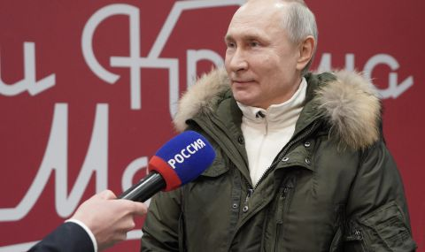 Путин с предложение към САЩ