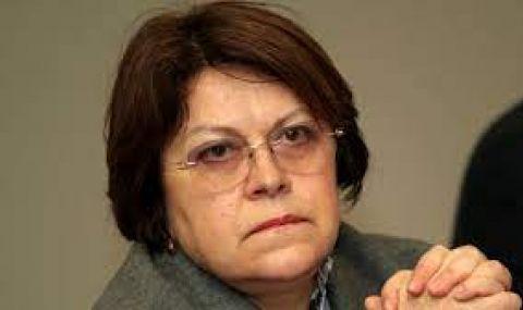 Татяна Дончева: ГЕРБ носи отговорност за Манолев, Пеевски и Желязков