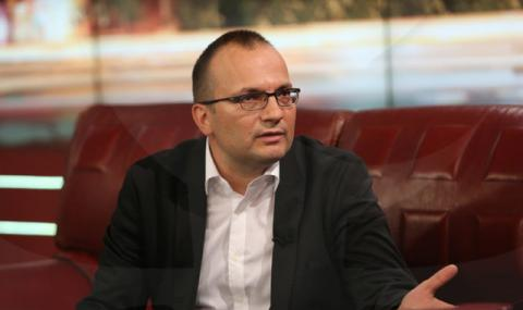 Мартин Димитров в ''Шоуто на Слави'': Депутатите не искат хората да гласуват
