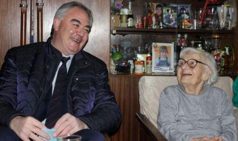 В община Плевен живеят десет столетници
