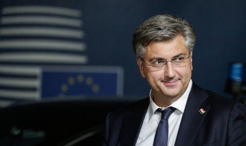 Хърватия влиза в Шенген