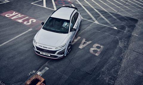 Hyundai представи най-мощнатa Коna  - 4