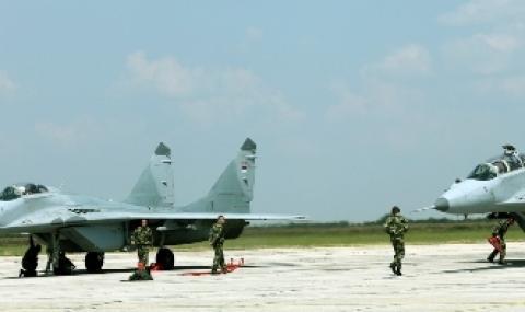 Словения вдигна под тревога МиГ-29