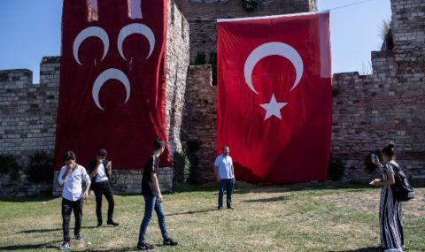 Турция хвърли мълнии по САЩ