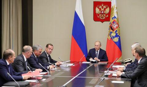 Путин: Русия трябва да защити парламентарните избори срещу външна намеса!
