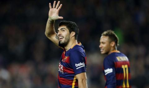 Ювентус краде Суарес от Барселона