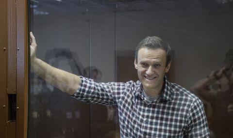Алексей Навални с послание
