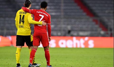 Немските грандове: Заставаме зад планираната реформа в Шампионската лига, а не зад Суперлигата
