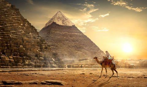 Разкриха кой е построил пирамидите