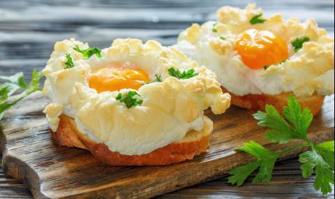 Рецепта за вечеря: Яйца