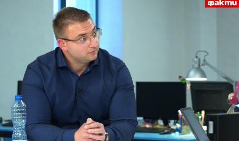 Христо Колев, АБВ, пред ФАКТИ: Отвън нямат доверие на българското правителство