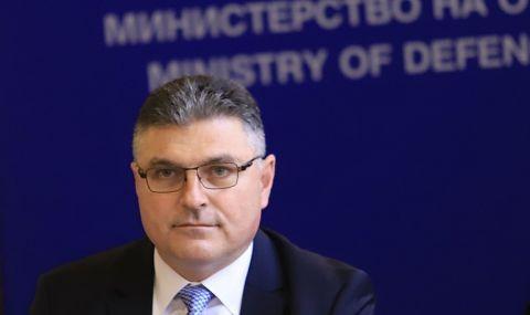 Министър Панайотов: Пилотът на падналия МиГ-29 не е оцелял