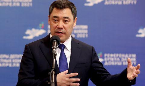 Важен референдум в Киргизстан