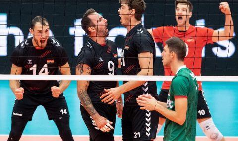 Германия надигра и изхвърли слаба България от Евроволей 2021 - 1