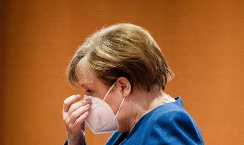 Меркел предупреди: Предстоят най-тежките месеци от пандемията