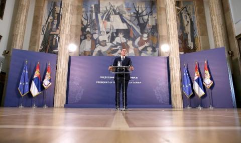 Сърбия се гордее с приятелството си с Русия