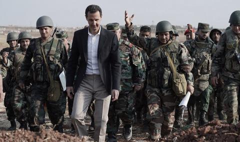 Сирия: губи ли Асад почва под краката си?