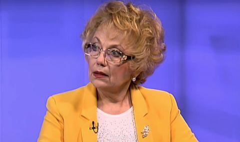 Велева: Служебният кабинет отваря вратите на Радев за втори мандат