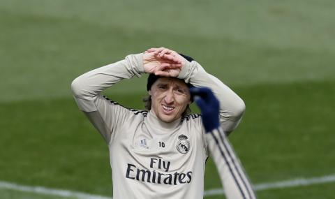 Модрич напуска Реал Мадрид през 2021 година