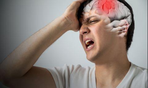 Главоболието издава настъпващ инсулт