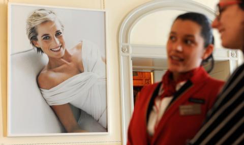 Скандални разкрития за последните мигове на принцеса Даяна
