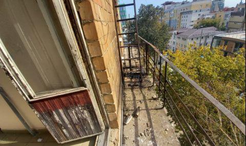 Горя студентско общежитие в Нижни Новгород, има пострадали - 1