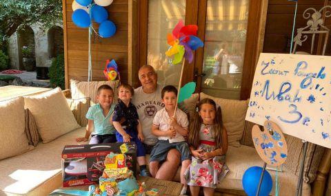 Любвеобилният Борисов отново опря до най-верния си щит