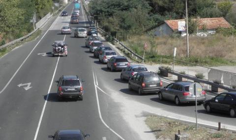 МВР очаква засилен трафик преди почивните дни
