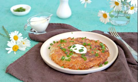 Рецепта за вечеря: Рьощи с чесън - 1