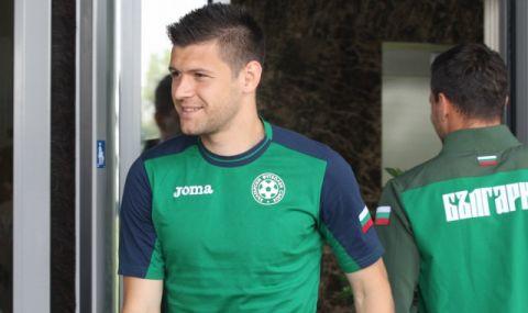 Титуляр в националния тим отпадна от сметките за мача със Северна Ирландия