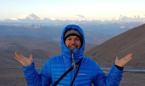 Атанас Скатов: На К2 е -60 градуса и вятърът е над 40 км/час