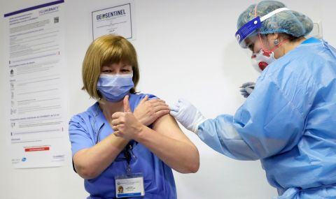 Над 100 000 души вече са ваксинирани в Румъния - 1
