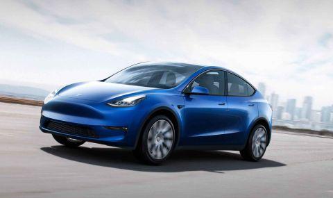 Колите на Tesla отново поскъпнаха