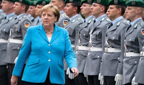Какво ще стане, ако Меркел наистина е заразена с коронавирус?
