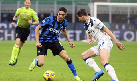 ПСЖ пожела да се подсили с играч на Интер