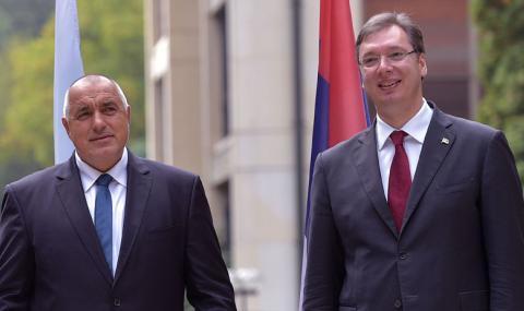 Александър Вучич пристига на посещение в България