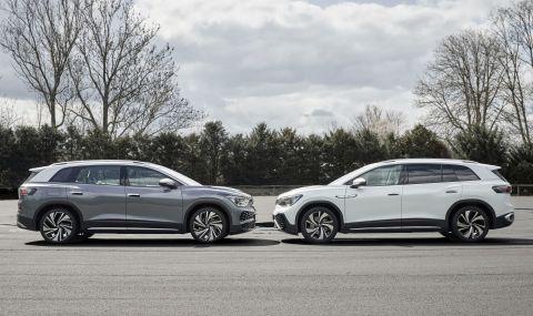 Volkswagen представи най-големия си електрически модел - 2
