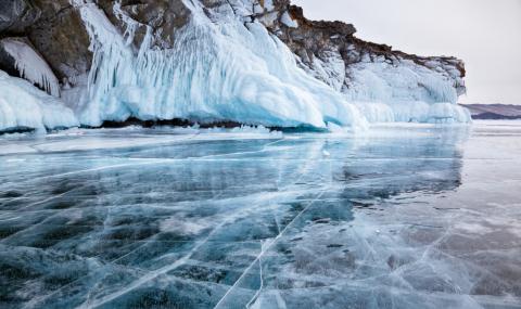 Пропука се най-дебелият лед в Арктика